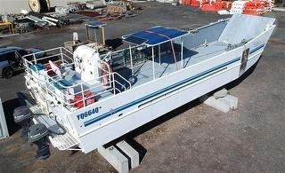 2016 Persal Engineering Barge Boat Photo