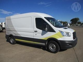 2014 Ford Transit Van GVM 3,550kg Photo