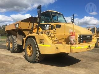 2007 Caterpillar 740 Dump Truck (NSW) Photo