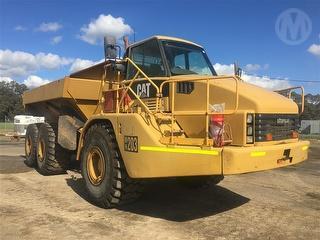 Caterpillar 740 Dump Truck (NSW) Photo