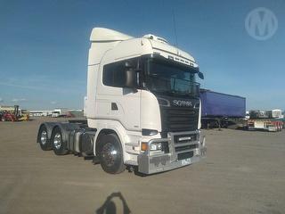 2016 Scania R560 Prime Mover GCM 92,000kg Photo