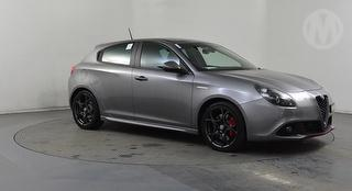 2017 Alfa Romeo Giulietta Series II Veloce TCT 5D Hatch Photo