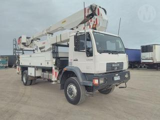 2004 MAN LE18.280 EWP (Truck Mounted) GVM 18,000kg Photo