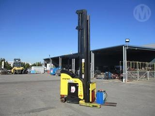 2012 Hyster N45ZR-22.5 Forklift (Reach) Photo