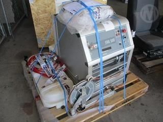 Ipek SVA500 Cable Reel Unit Construction Equipment Photo