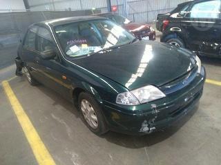 1999 Ford Laser KN Lxi Sedan Photo
