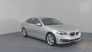 2014 BMW 5 Series F10 528i Luxury Line 4D Sedan Photo
