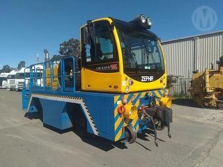 2013 Zephir LOK6110S Tow Tug (Train) Photo
