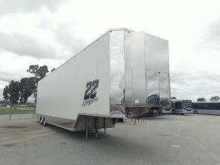 2011 MCF Specialist Trailers T277 (WA) Car Carrier ATM 12,000kg Photo