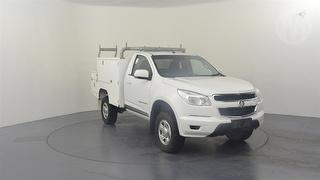 2015 Holden Colorado RG LS 2D Cab Chassis Photo