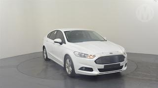 2017 Ford Mondeo MD AMBIENTE 5D Hatch Photo