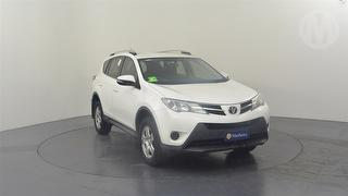 2015 Toyota Rav 4 A4 GX ZSA42R 5D 4x2 Photo