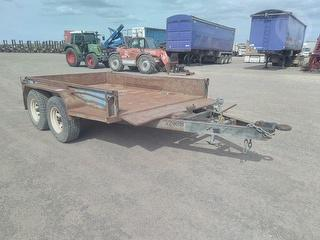 2001 Custom Trailer (Plant) ATM 3,500kg Photo