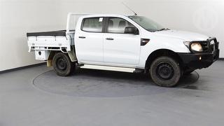 2014 Ford Ranger PX XL Plus 4D Dual Cab Utility Photo