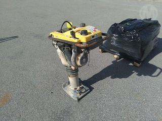 Wacker Neuson BS50-2I Compactor (Upright Rammer Photo