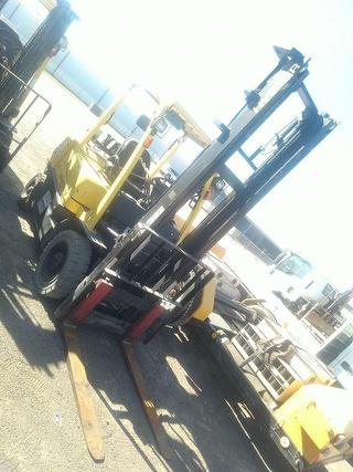 2013 Hyster H2.5TX-EL Forklift (GP) ***has Key*** Photo