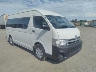 2012 Toyota Hiace KDH 223R COMMUTER Mini BUS Photo