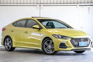 2016 Hyundai Elantra AD 1.6P SR Turbo 4D Sedan Photo