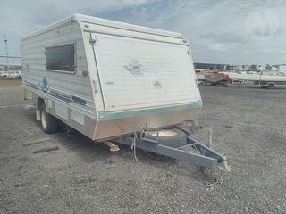 2004 Jayco Expanda Outback 16ft Caravan Caravan Photo
