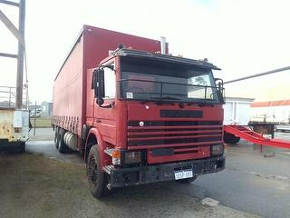 1990 Scania P113M Curtainside GVM 22,500kg Photo