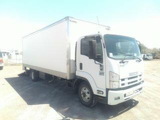 2014 Isuzu FRR500 X-Long Pantech (QFleet) GCM 16,000kg Photo