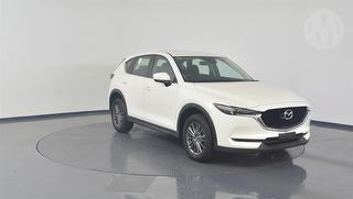 2018 Mazda CX-5 KF Series II Maxx Sport 5D S/Wagon Photo