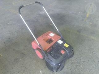 Haaga Turbo 770 Sweeper Miscellaneous Photo