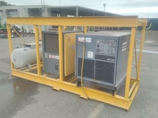 Atlas Copco Air Compressor Photo