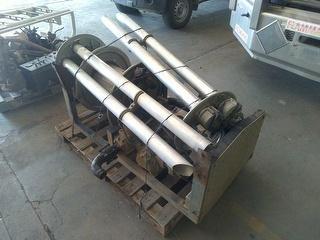 Custom Fuel Tanker Parts Spare Parts Photo