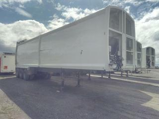 2000 Maxitrans Wastech Tipping Trailer Photo