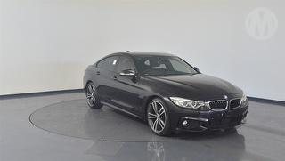 2016 BMW 420d Gran Coupe Sport Line 5D Coupé Photo