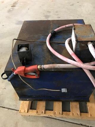 Diesel Fuel Tank 350ltr (VIC) Photo