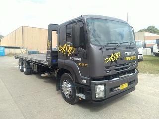 2011 Isuzu FVR Tow Truck (Tilt/Slide) GVM 23,000kg Photo