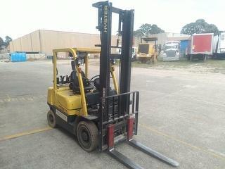 2014 Hyster H2.5TX-EL Forklift (GP) Photo