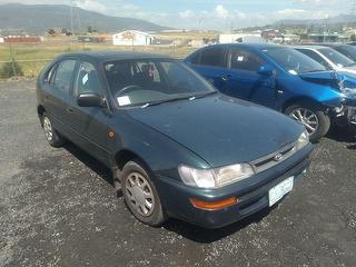 1997 Toyota Corolla AE10 CSi Seca Hatch 5D Liftback Photo