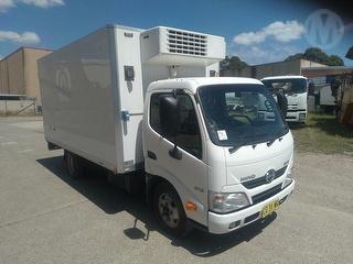 2014 Hino 300 616 Pantech *unregistered, No Plates GVM 5,500kg Photo
