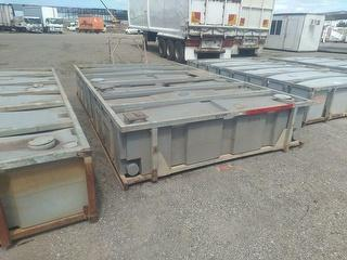 Custom Sewage Hold Tank Photo