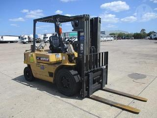 Caterpillar GPL40 Forklift (GP) Photo