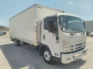 2014 Isuzu FRR500 X-long Pantech GCM 16,000kg Photo
