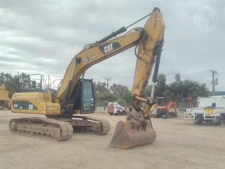 2010 Caterpillar 324dl Excavator Photo