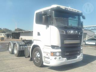 2016 Scania R560 Prime Mover GCM 92,000kg Photo