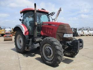 2015 Case IH Puma 125 Tractor Photo