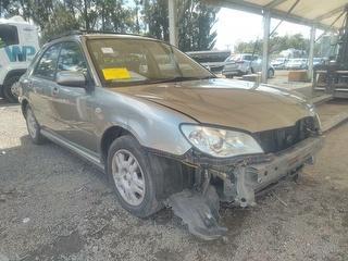 2006 Subaru Impreza Hatch Photo