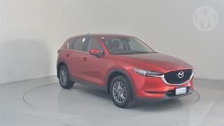 2017 Mazda CX-5 Maxx Sport 5D S/Wagon Photo