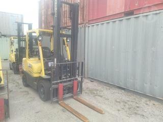2015 Hyster H2.5TX-2LE Forklift (GP) Photo