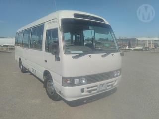 2001 Toyota Coaster Bus GVM 4,990kg Photo