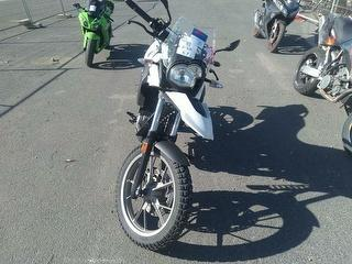 2013 BMW F650GS Motorcycle Photo