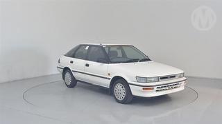 1993 Toyota Corolla AE9 CSi 5D Hatch Photo