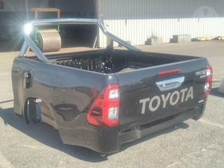Toyota Hilux SR5 TUB Photo