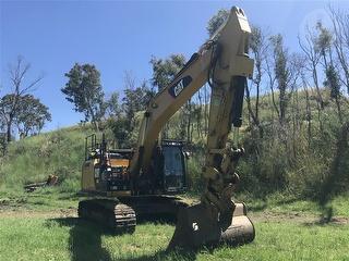 2014 Caterpillar 324 EL Excavator Photo